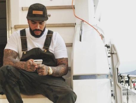 Тимати отпраздновал день рождения на собственной яхте