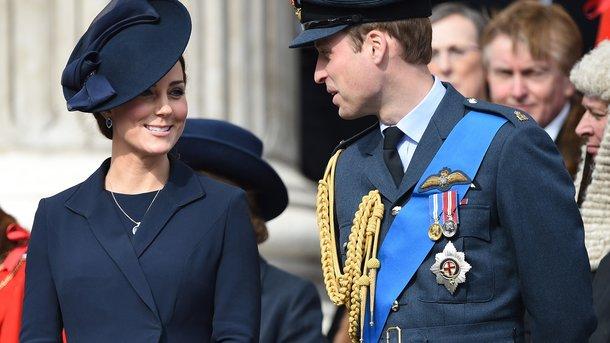 Три правила, которые не имеют права нарушать принц Уильям и Кейт Миддлтон