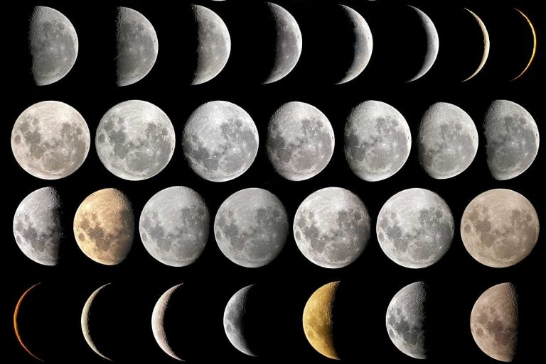 Растущая и убывающая луна в ноябре 2018: с какого числа по какое, что делают на убывающей фазе луны, лунный календарь на ноябрь 2018