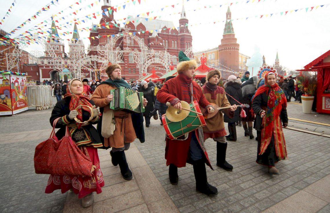 Фестиваль «Московская Масленица» начнется 1 марта