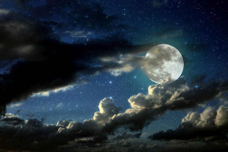 Луна 16 апреля 2019 — растущая или убывающая луна, какая фаза луны сегодня