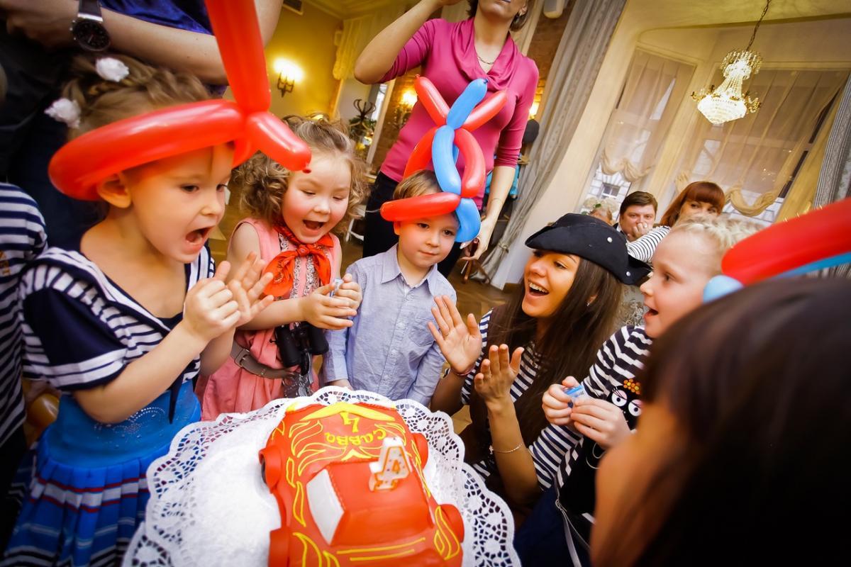 Организация детских праздников на профессиональном уровне