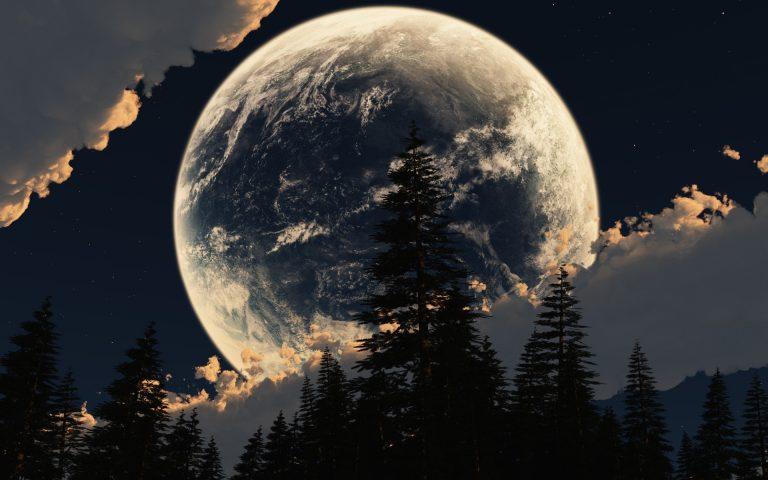 Когда будет полнолуние в августе 2019 года: фазы луны, цикл и его особенности