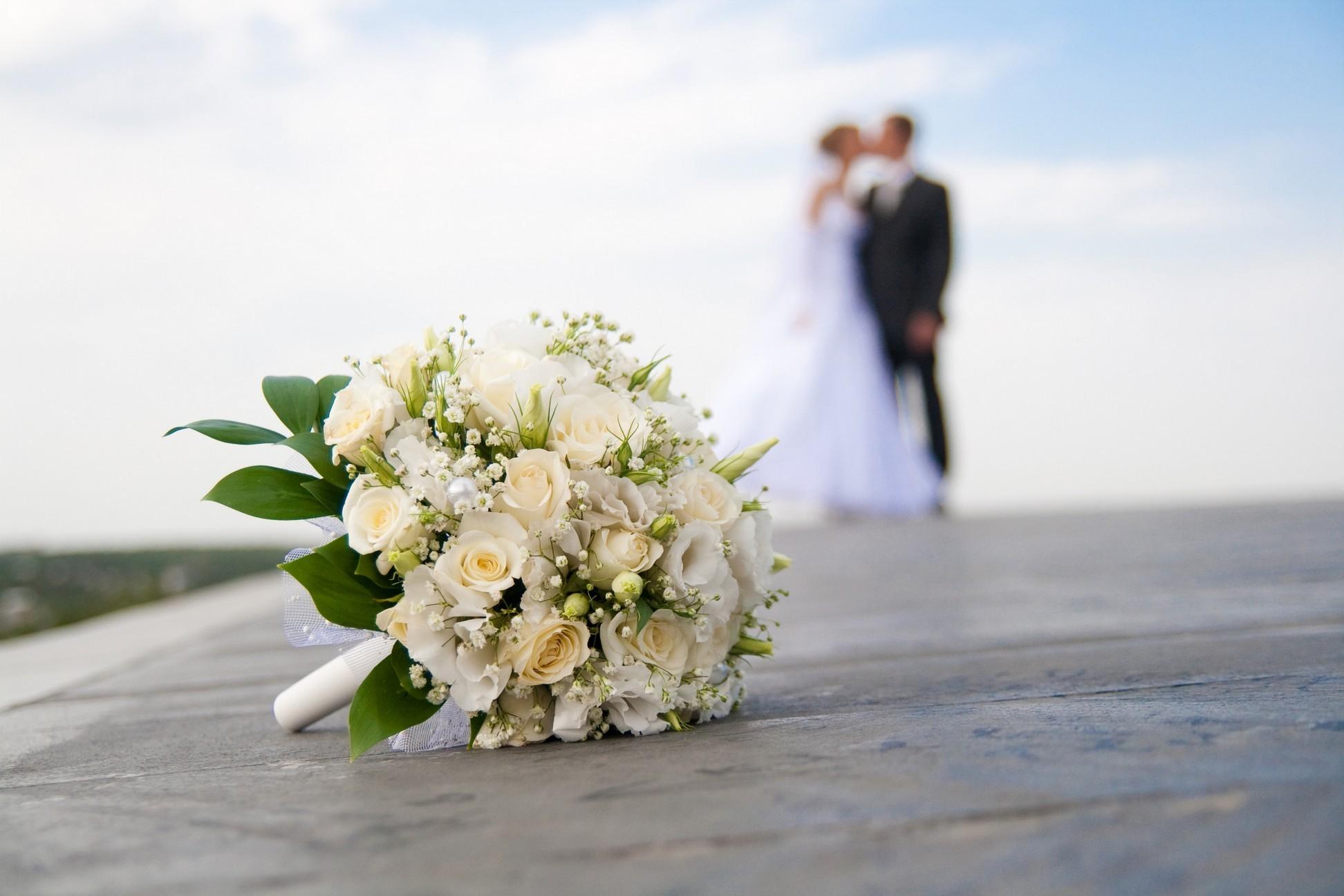Идеальный свадебный день в фотографиях