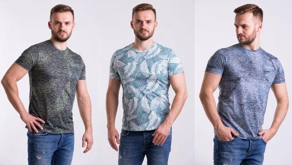 Модная футболка в мужском гардеробе 2020