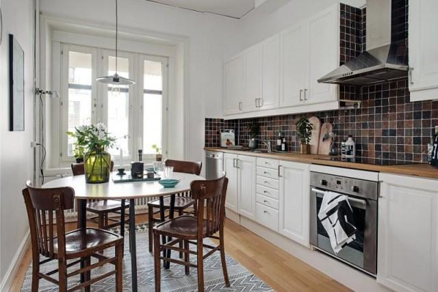 Дизайн кухни 13 кв.м-планировка и современные идеи