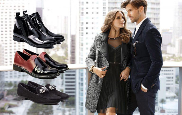Брендовая мужская и женская обувь