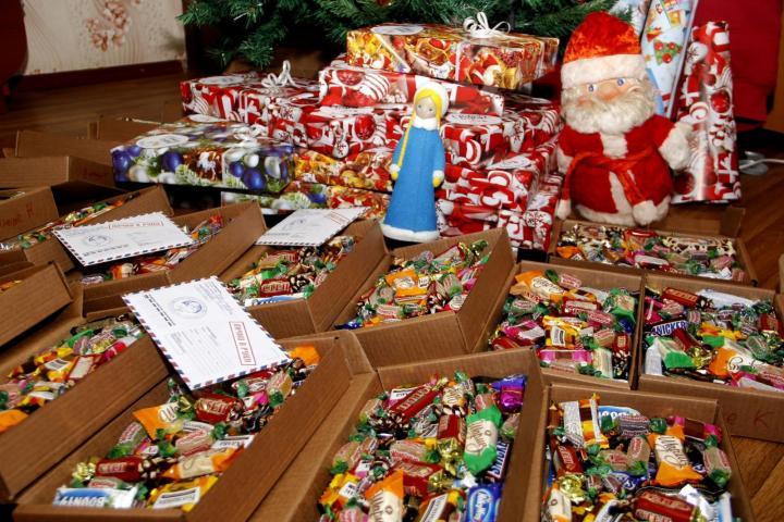 Польза сладких новогодних подарков