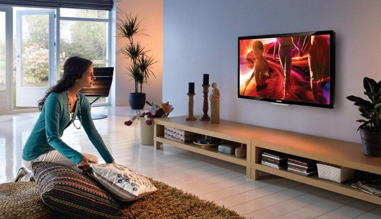 Как выбрать и установить телевизор