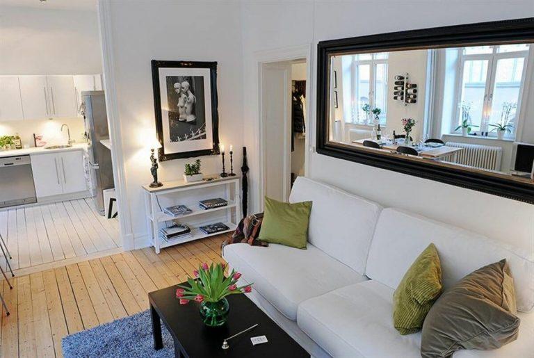Как с помощью дизайна увеличить площадь квартиры?