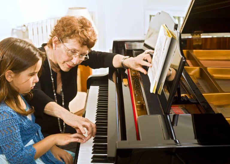 Как происходит обучение в музыкальной школе?