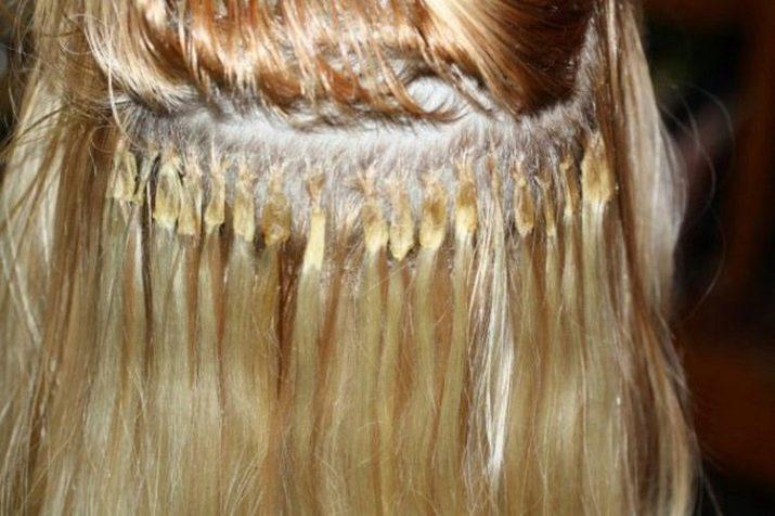 Наращивание волос: виды, плюсы и минусы