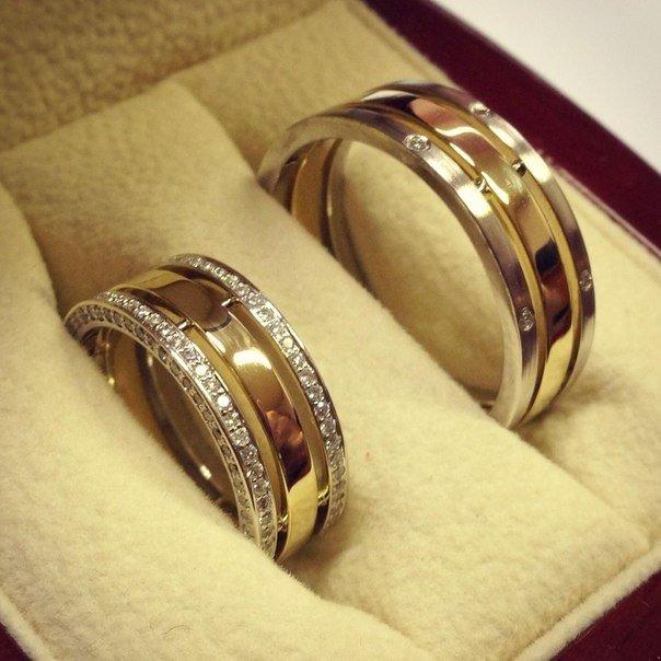 Обручальные кольца: тонкости выбора