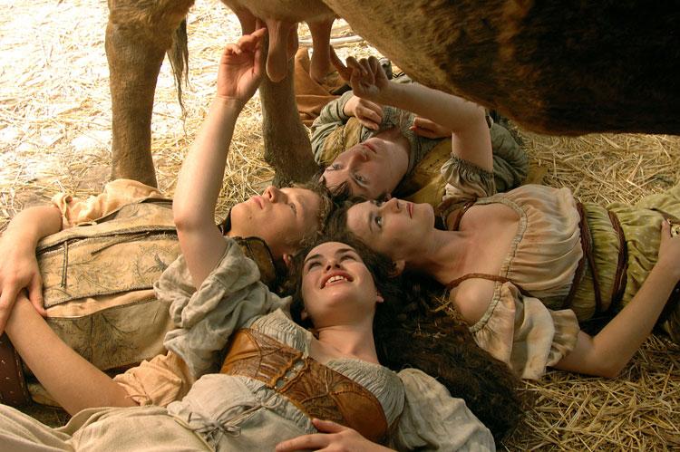 Самые сексуальные фильмы в истории кино