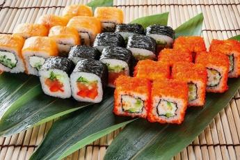 Разновидности суши: самые популярные