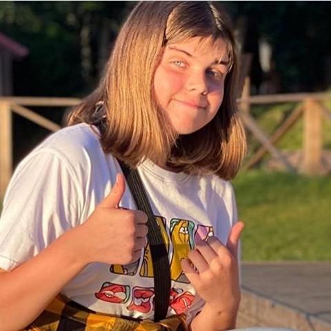 Нашлась дочь московского дизайнера – 12-летняя Диана Жулина