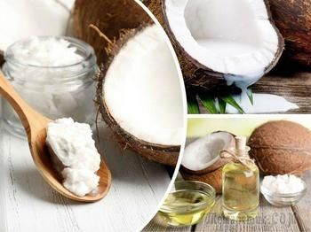 Как применять кокосовое масло?