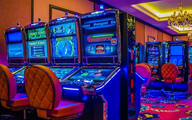 Казино Вулкан: коллекция лучших игровых автоматов