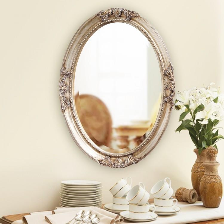 Совместимость рам для зеркал с 5-ю популярными интерьерами