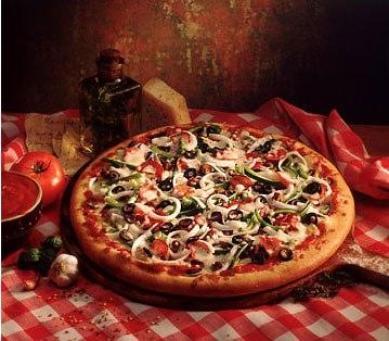 Пицца:блюдо, которое знакомо каждому человеку на планете