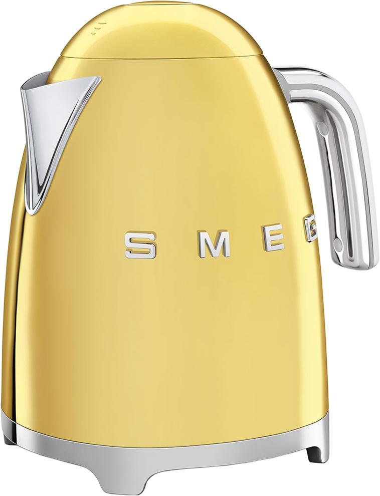 Достоинства электрических чайников Smeg
