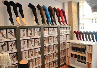Колготки: неотъемлемый элемент гардероба каждой девушки