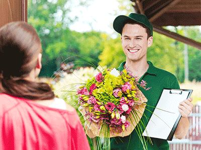 Доставка цветов: кто пользуется услугой?