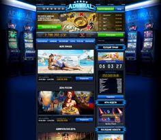 Лотереи в онлайн казино Адмирал Х