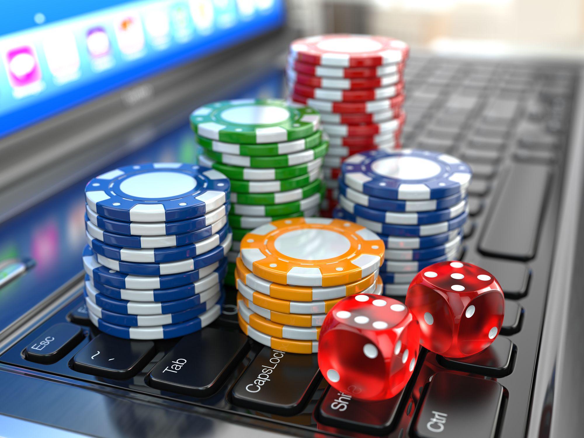 Onlain-kazino