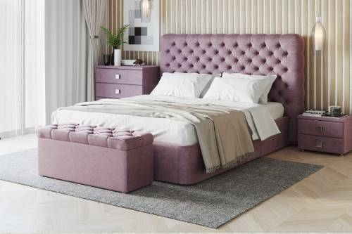 Кровати с мягким изголовьем: тонкое удовольствие для настоящих гурманов сна