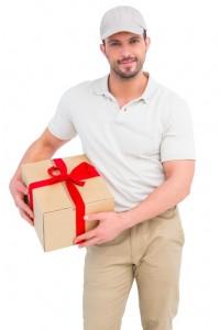 В чем преимущества доставки подарков?