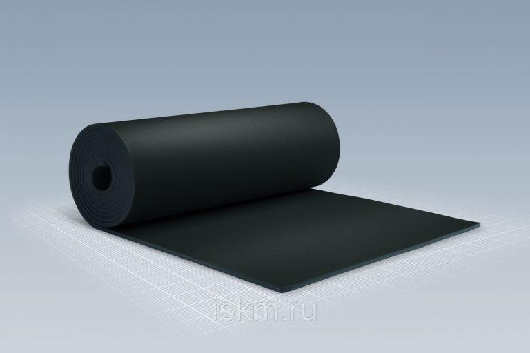 Вспененный каучук: область применения