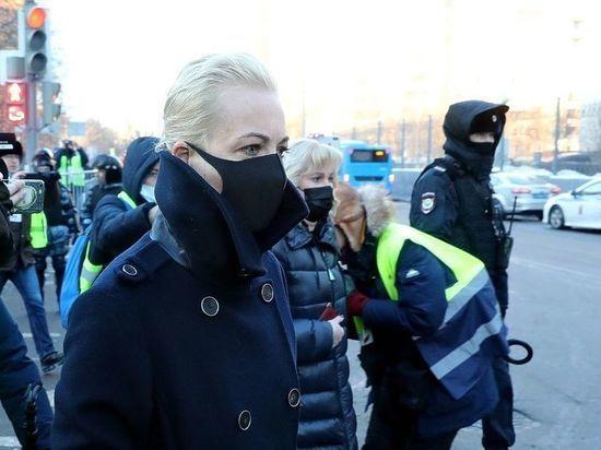 Бизнесмены-патриоты придумали, как решить «проблему Юлии Навальной»