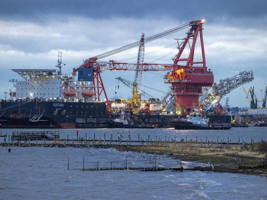 Раскрыта технология охраны «Северного потока-2» от диверсий