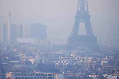 Францию засудили за недостаточную борьбу с изменением климата