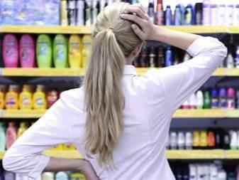 Выбор хорошей косметики для волос