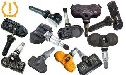 Прописка датчика давления в шинах на автомобиле