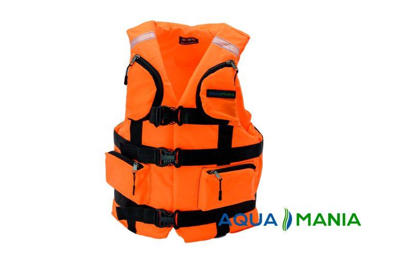 Спасательные жилеты — залог безопасности на воде