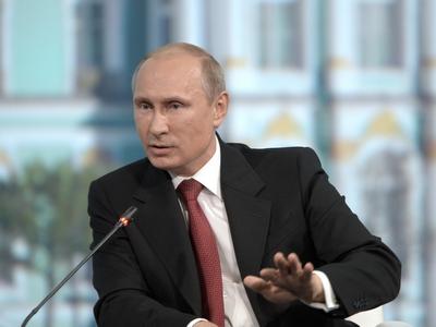 Путин оценил ситуацию с созданием банками экосистем