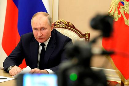 Путин рассказал о роли банков в преодолении последствий пандемии COVID