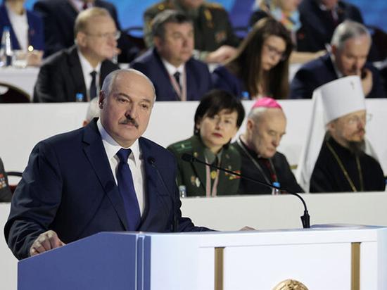 Лукашенко вызвался накормить миллионы голодающих американцев