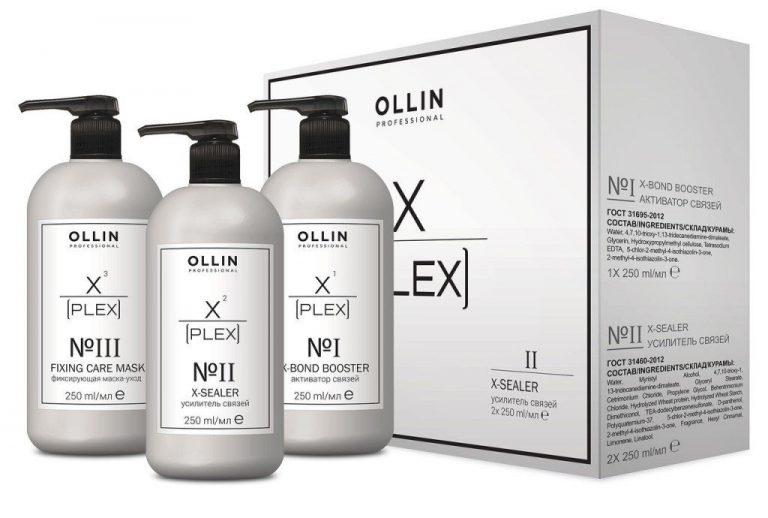 Чем хороша косметика Ollin Professional?