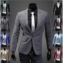 Мужской пиджак: элегантная деталь гардероба