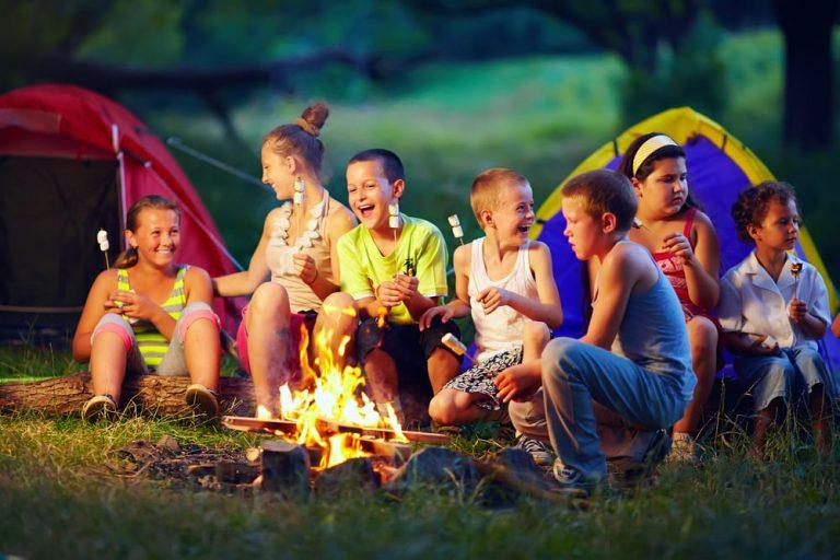 Рекомендации по выбору детского лагеря