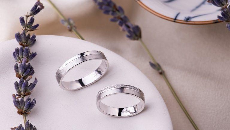 Парные обручальные кольца – тренд на уникальность